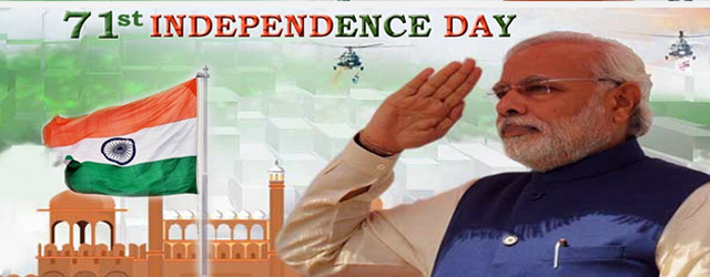 71st Independence Day Celebrations