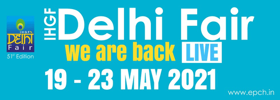 51st edition of IHGF Delhi Fair